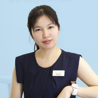 Jiansi (Amy) Wu - Senior Podiatrist & Rest Home Specialist