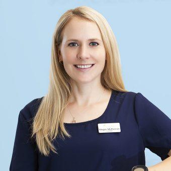 Megan McPherson - Podiatrist